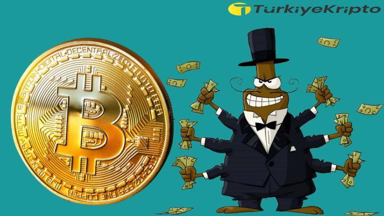 İnsanlar Kripto Para Alarak Zengin Olacağını Düşünüyorlar