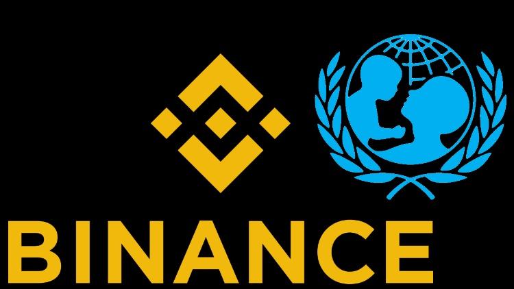 Binance Charity ,UNICEF'e 1 Milyon Dolarlık Kripto Bağışladı