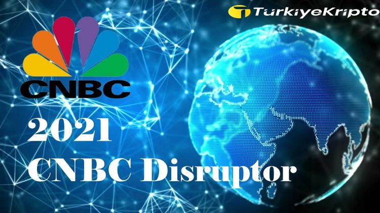 CNBC Disruptor 50 Şirket Listesi