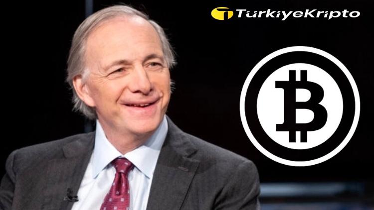 "Ray Dalio : ""Biraz Bitcoin'im var."""