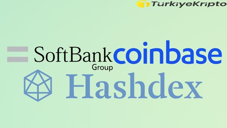 SoftBank ve Coinbase, Hashdex 'e 26 Milyon Dolar Yatırdı