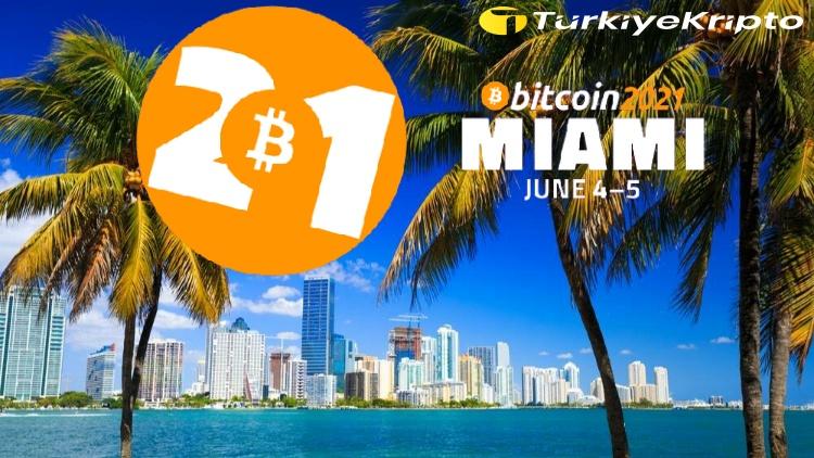 Bitcoin 2021 Konferansı'na Katılım 50.000'i Aştı