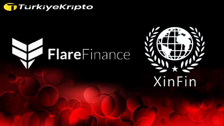 Flare Finance, XinFin Network ile Ortak Oldu