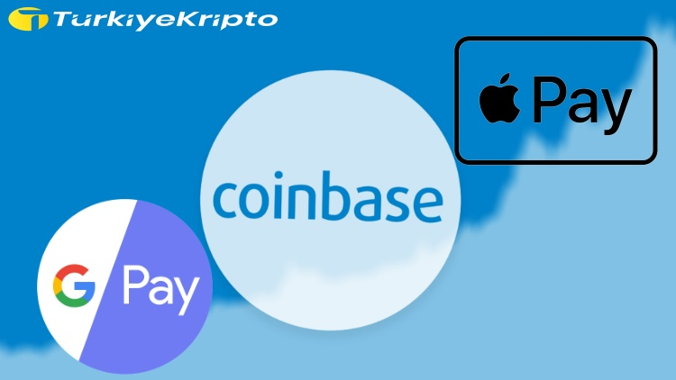 Coinbase Banka Kartı, Apple Pay Ve Google Pay'i Ekledi