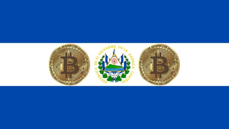 El Salvador Bitcoin Dağıtıyor