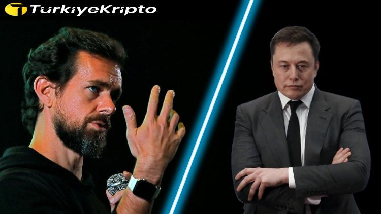 Elon Musk, Jack Dorsey İle Bitcoin'i Tartışacak
