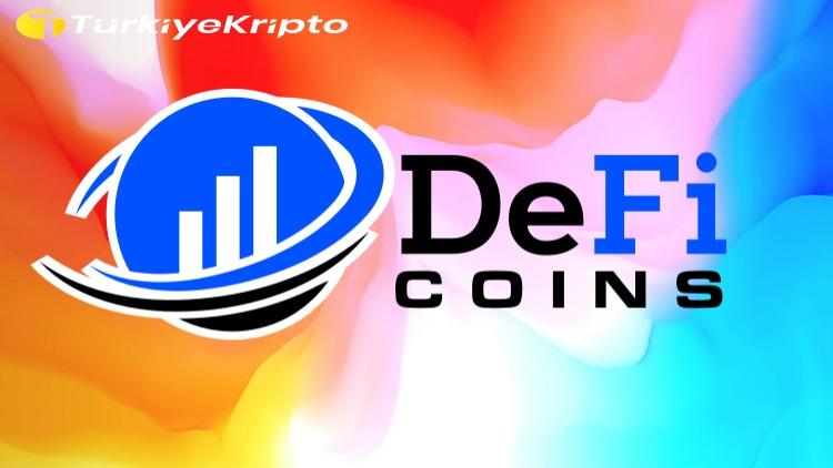 DeFi Coin (DEFC) BitMart'ta Listelendi
