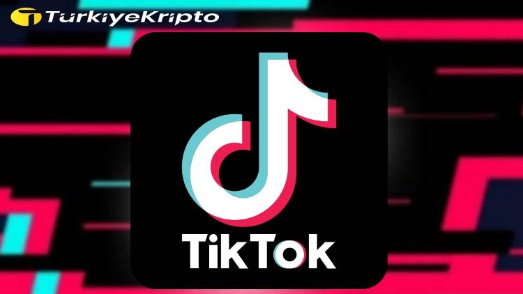 TikTok, Kripto Para Tanıtımını Yasakladı
