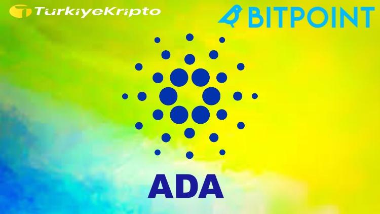 ADA Japonya'da Listelenecek