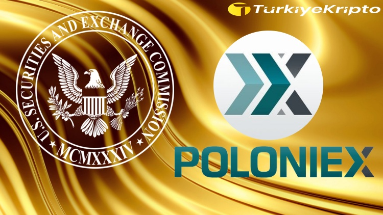 Poloniex, SEC'e 10,4 Milyon Ceza Ödeyecek