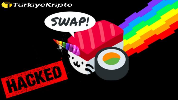 SushiSwap 350 Milyon Dolarlık Hackten Kurtuldu