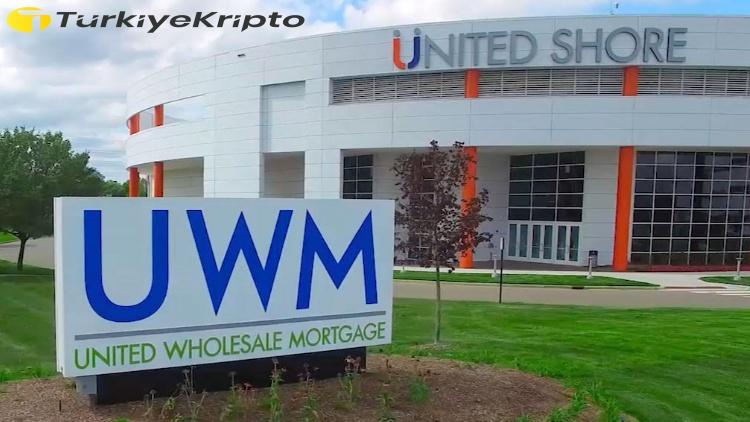 United Wholesale Mortgage Kripto Paraları Kabul Edebilir