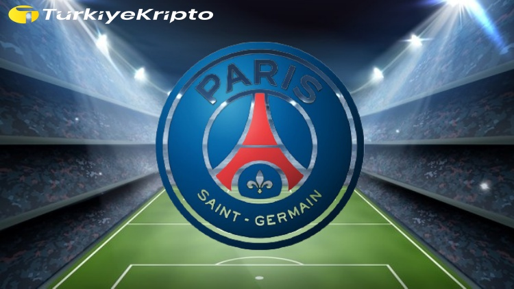 Paris Saint-Germain'in İlk Kripto Ortağı : Crypto.com